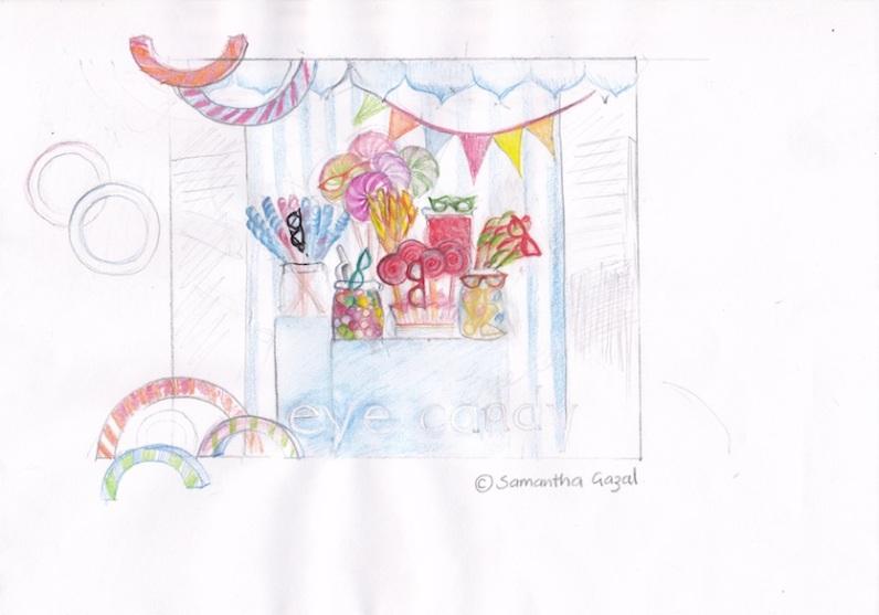 Eye Candy Artwork