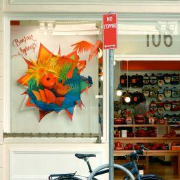 Le Creuset Storefront