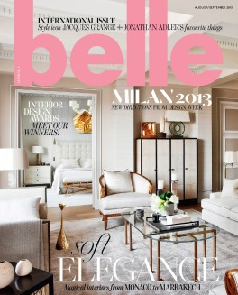 Belle Cover